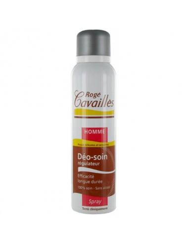 Rogé cavaillès déodorant soin régulateur pour homme spray