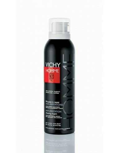 Vichy homme mousse à raser anti-irritations