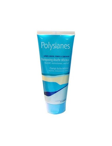 Polysianes shampoing douche délicieux 200ml