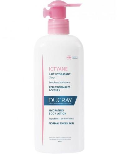 Ducray Ictyane Lait Hydratant Corps 400ml