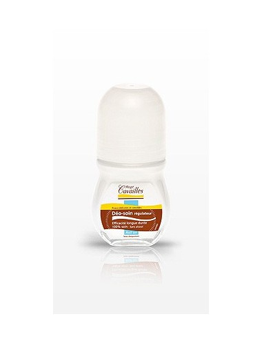 Rogé cavaillès déodorant soin régulateur roll-on 50ml