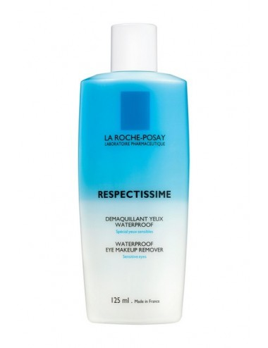 La Roche Posay respectissime démaquillant waterproof yeux