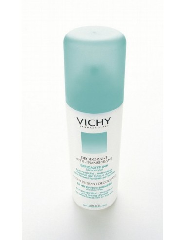 Vichy déodorant aérosol anti-transpirant 24h