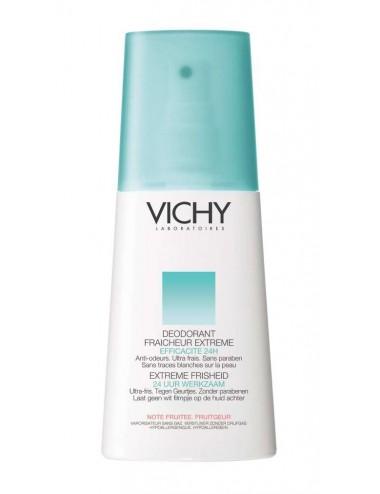 Vichy déodorant fraicheur extrème 24h