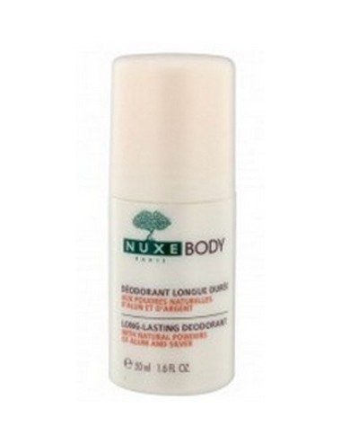 Nuxe body déodorant roll-on 50ml