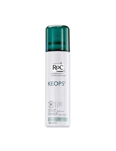 Roc keops déodorant sec lot de deux
