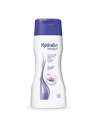 Hydralin apaisa Lot de 2 x 200ml