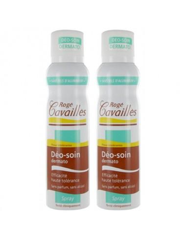 Rogé cavaillès déodorant soin dermatologique spray Lot de 2 x 150ml