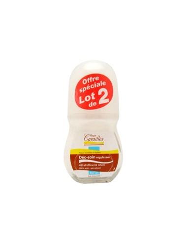 Rogé cavaillès déodorant soin régulateur DUO 2X50ml