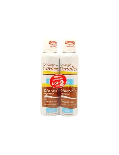Rogé cavaillès déodorant soin régulateur spray DUO 2X150ml