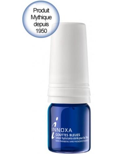 Innoxa gouttes bleues lot de deux