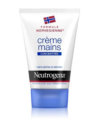 Neutrogena crème mains concentrée DUO