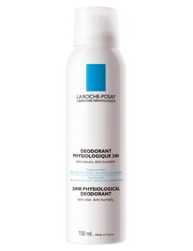 La Roche Posay déodorant physiologique 24h aérosol DUO