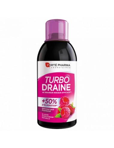 Forte Pharma TurboDraine minceur Framboise 500ml