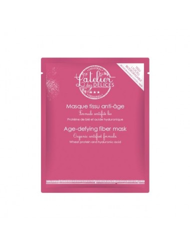 Atelier Des Délices Bio2skin Masque Tissu Anti-âge 20g
