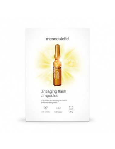 Mesoestetic Anti-Aging Flash Ampoules 10 x 2ml