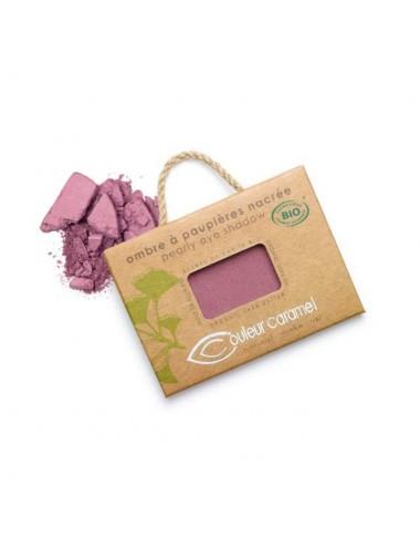 Couleur Caramel Ombre à Paupières Nacrée Bio N°37 Prune 2,5g