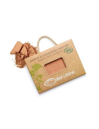 Couleur Caramel Ombre à Paupières Nacrée Bio N°55 Cuivre 2,5g