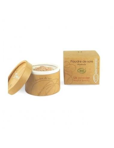 Couleur Caramel Poudre de soie Bio 8g