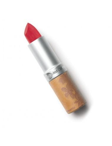 Couleur Caramel Rouge à Lèvres Naturel Mat Bio N°125 Rouge Feu
