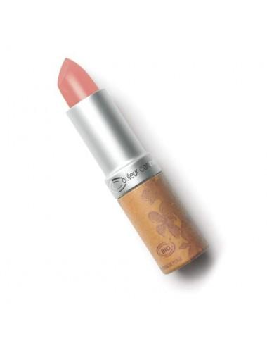Couleur Caramel Rouge à Lèvres Brillant Bio N°254 Rose Naturel