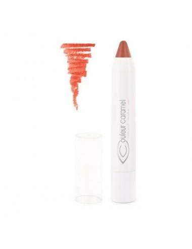 Couleur Caramel Crayon Lèvres Bio Twist & Lips N°402 Beige Abricoté