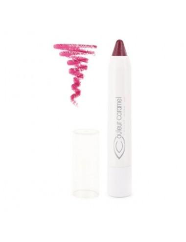 Couleur Caramel Crayon Lèvres Bio Twist & Lips N°403 Rose Foncé