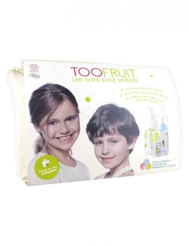 Toofruit Ma Première Trousse de Toilette