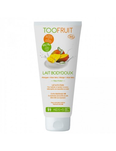 Toofruit Lait bodydoux mangue et aloé vera 150ml