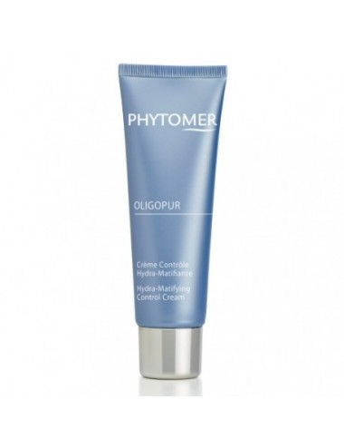 Phytomer Oligopur Crème Control Hydra-Matifiante 50 ml