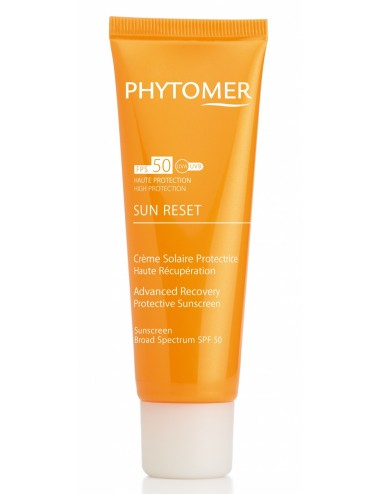 Phytomer Sun Reset crème solaire protectrice SPF50 50ml