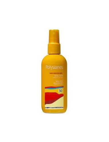 Polysianes spray lacté SPF30125ml