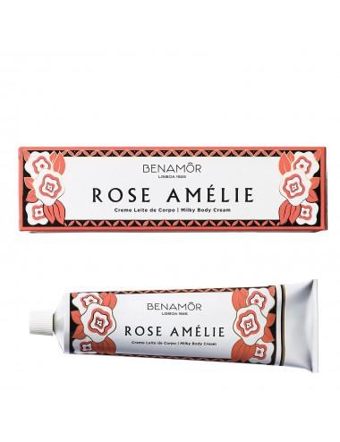 Benamor Crème Rose Amélie pour le Corps 150ml