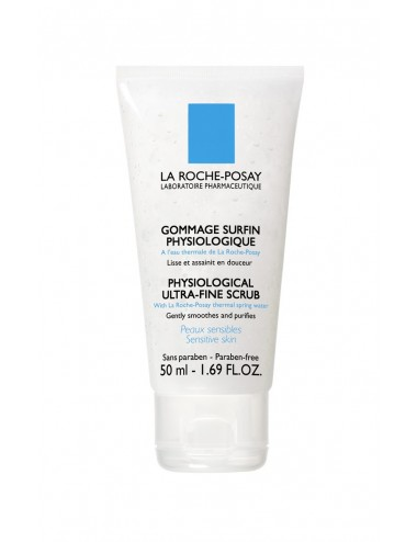 La Roche Posay gommage surfin physiologique