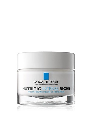 La Roche Posay Nutritic Intense Crème riche nutri-reconstituante profonde peaux très sèches 50ml