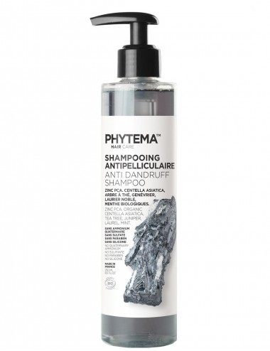 Phytema Hair Care Shampooing Antipelliculaire bio 250ml