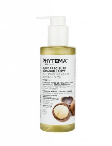 Phytema Skin Care Huile Précieuse Démaquillante 200ml