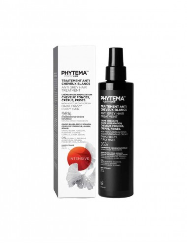 Phytema Positiv'hair Crème Anti cheveux Blancs Intensive 150mL