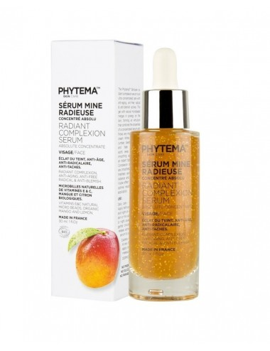 Phytema Skin Care Sérum Mine Radieuse 30ml