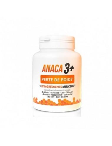 Anaca 3+ Perte de Poids 120 Gélules