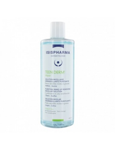 IsisPharma Teen Derm Solution Micellaire Purifiante 400ml