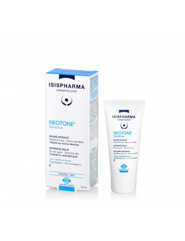 IsisPharma Néotone sensitive baume dépigmentant peaux sensibles 30ml