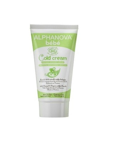 Alphanova Bébé Cold Cream Bio 50ml