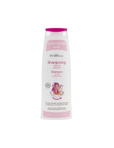 Alphanova Kids Shampoing Princesse Bio 200ml