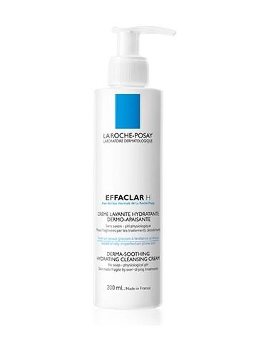 La Roche Posay Effaclar H Crème lavante hydratante et dermo-apaisante 200ml
