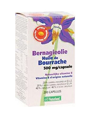 Naturland huile de bourrache 200 végécaps