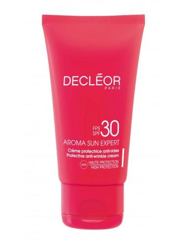 Decléor solaire crème visage protectrice anti-rides SPF30