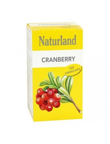 Naturland cranberry 150 végécaps