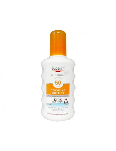 Eucerin Sun Protection KIDS Sun Spray SPF50+ 200ml