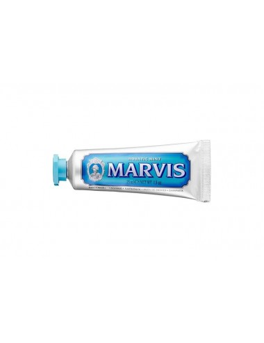 Marvis Dentifrice Menthe Aquatic Blue 25ml